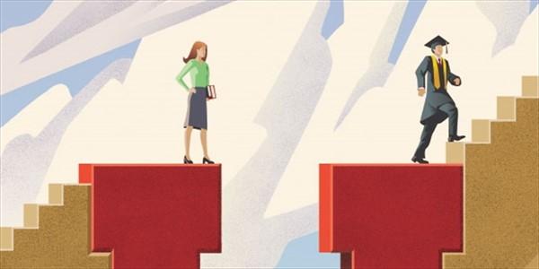 Simona Grossi - Numeri impietosi sulla differenza di genere